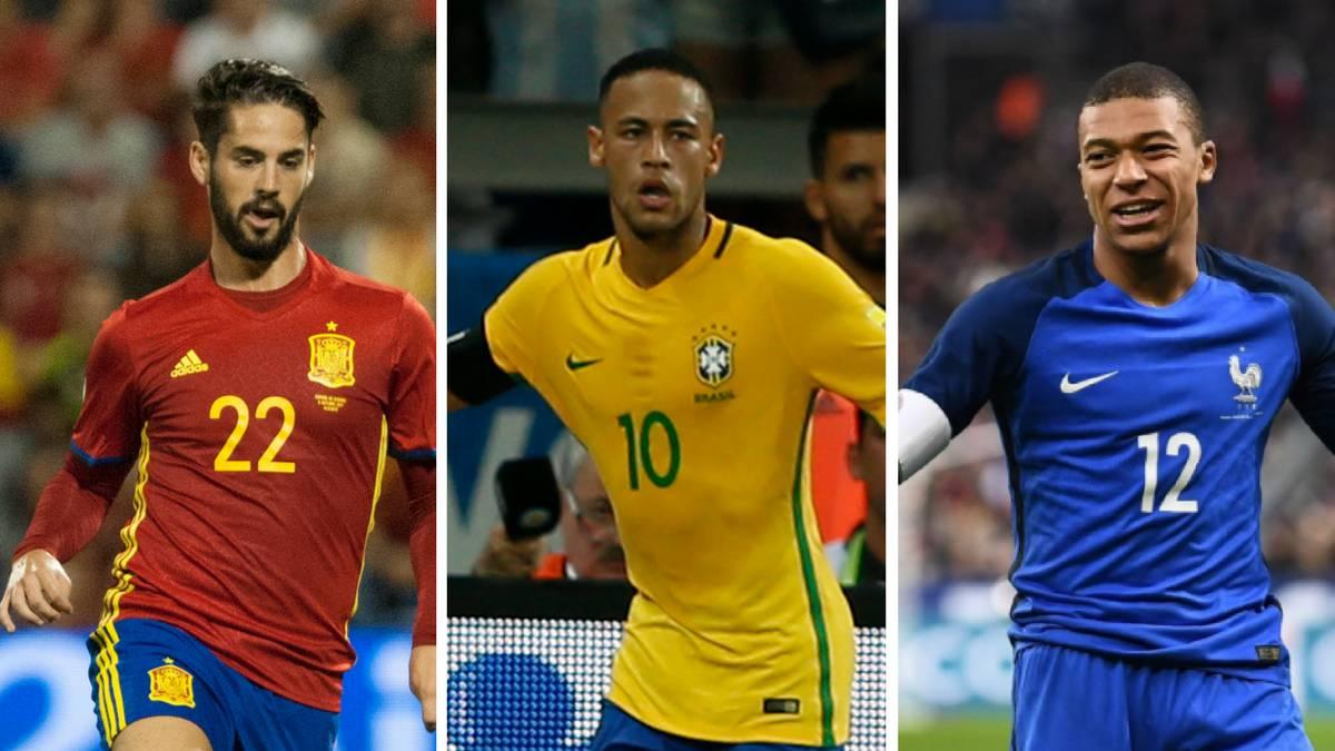 Candidatos a destronar a Messi y Cristiano en el Balón de Oro - AS.com fa66c0ffac876