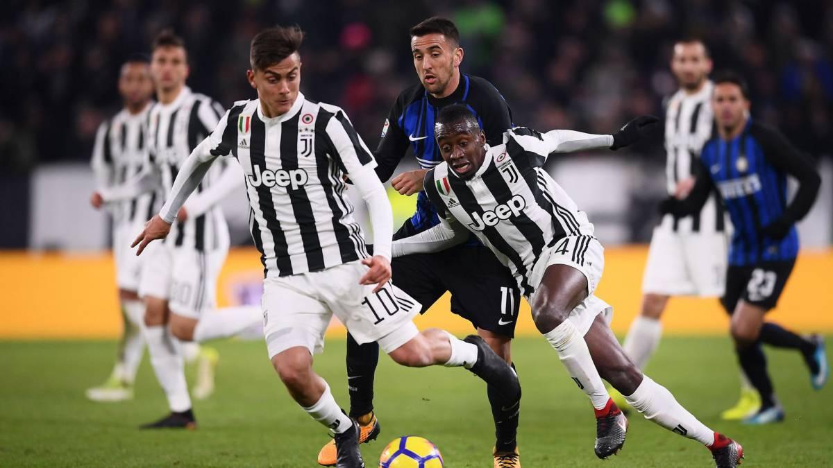 El Inter empata ante la Juventus y sigue invicto y líder - AS.com