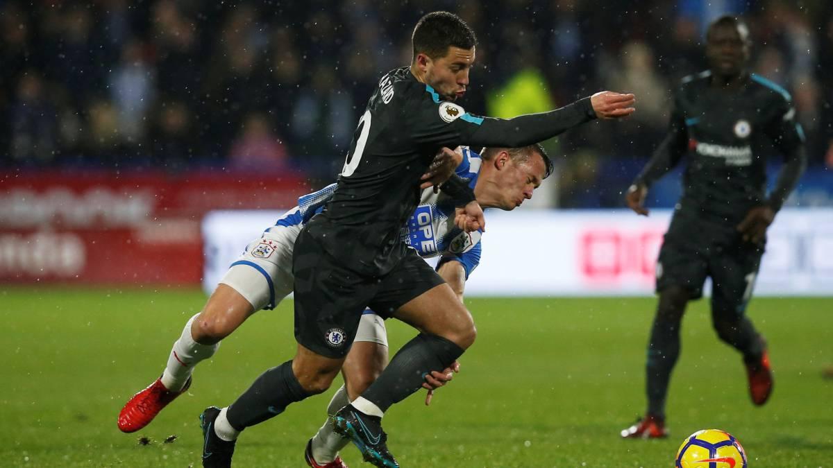 Huddersfield Town vs Chelsea, Liga Premier de Inglaterra — Transmisión en vivo
