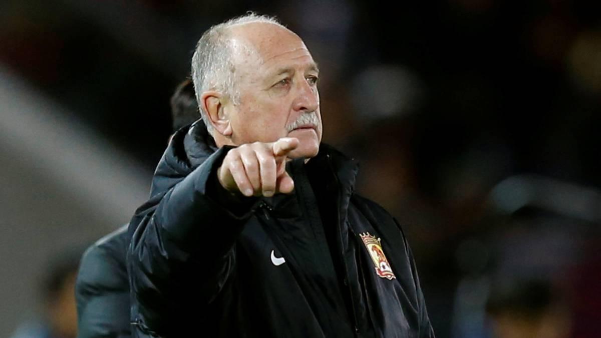 Luiz Felipe Scolari rechazó dirigir a la 'Roja — Chile