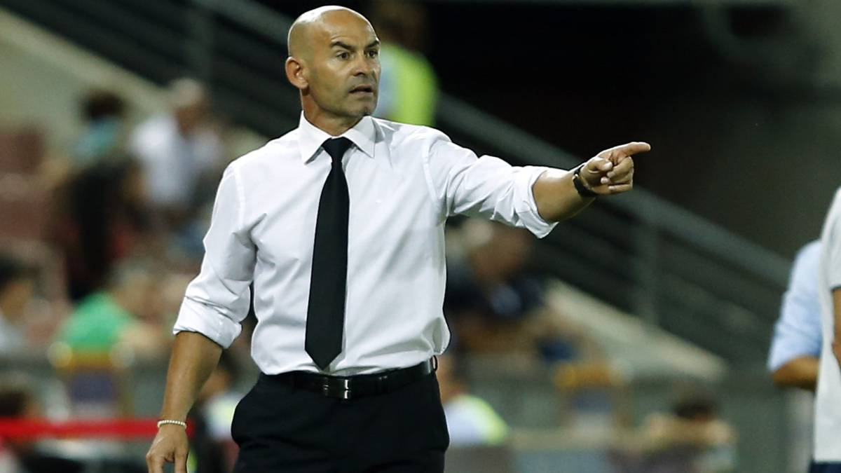 Almirón no será entrenador de Las Palmas