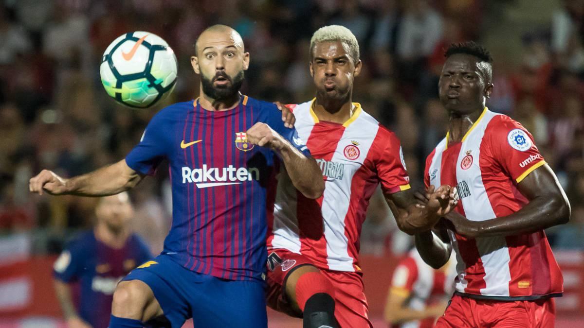 Se conoció quien sería el sustituto de Mascherano en el Barcelona