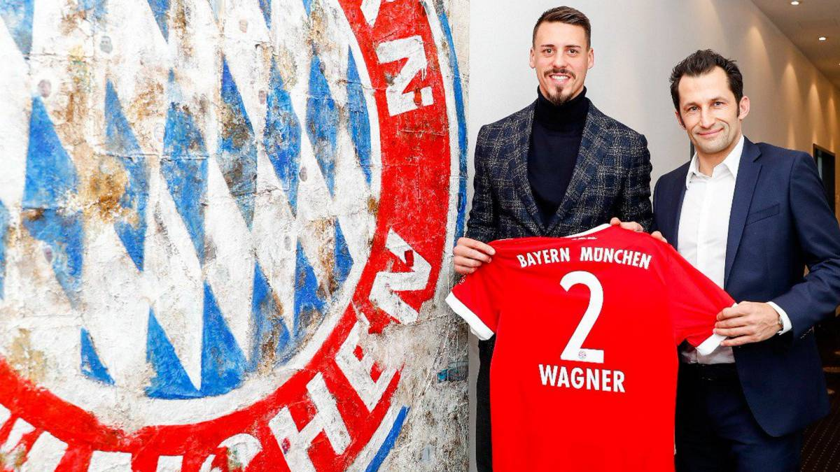 Sandro Wagner es el primer refuerzo del Bayern Munich para 2018
