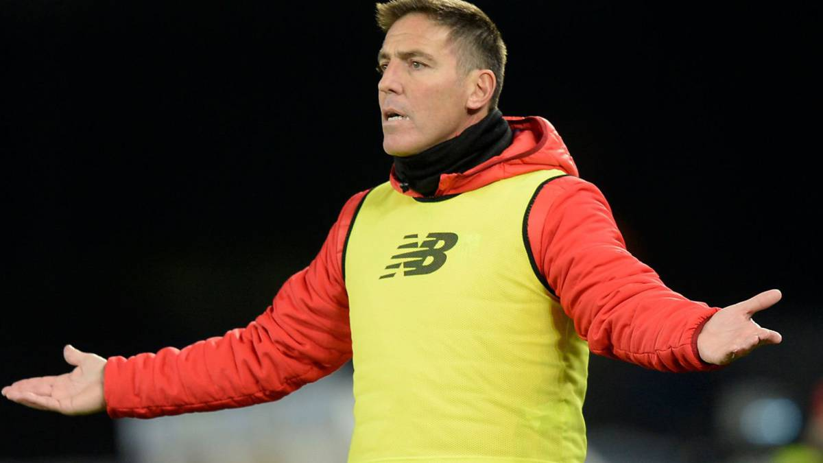 Sevilla le soltó la mano a Eduardo Berizzo