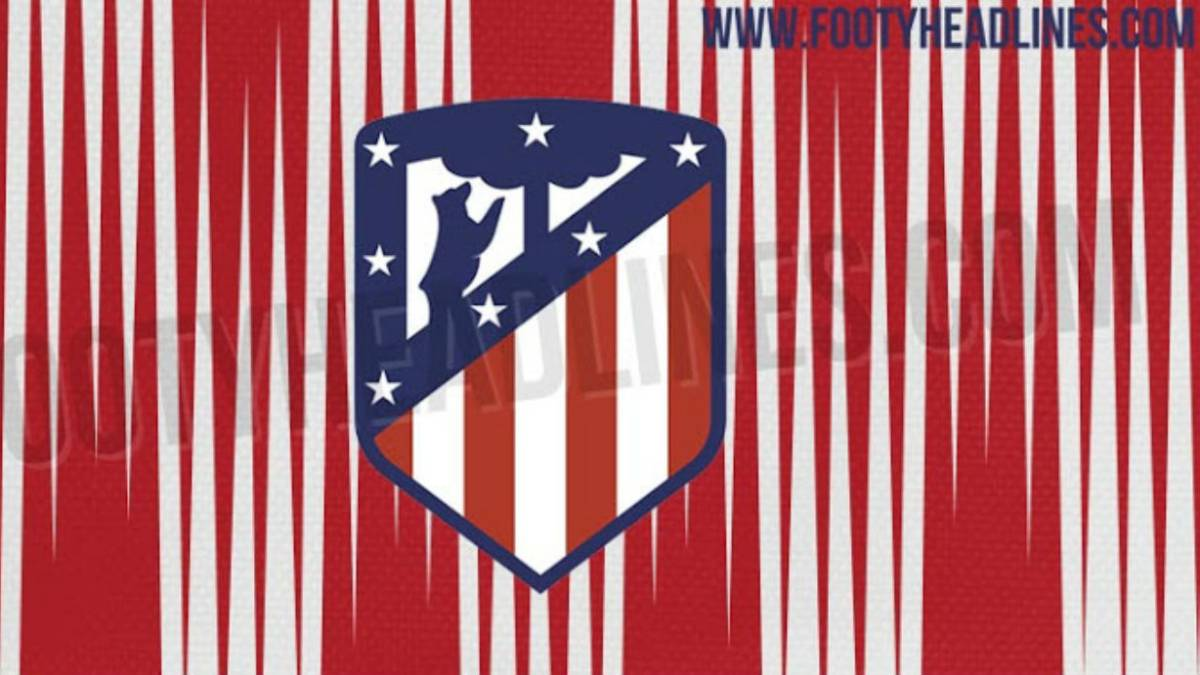 18b3771f2 Atlético s new jersey for the 2017 18 season leaked online - AS.com