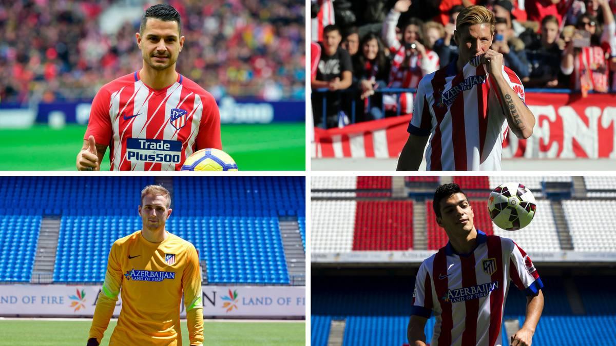 101a9ca0dcedb Los tres mercados preferidos por Simeone en el Atlético - AS Chile