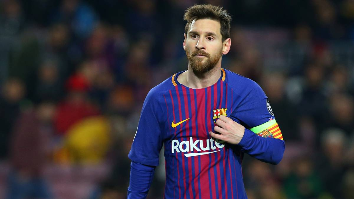 Barcelona reject idea of release clause in Messi contract - reports ... 5ef495e1d