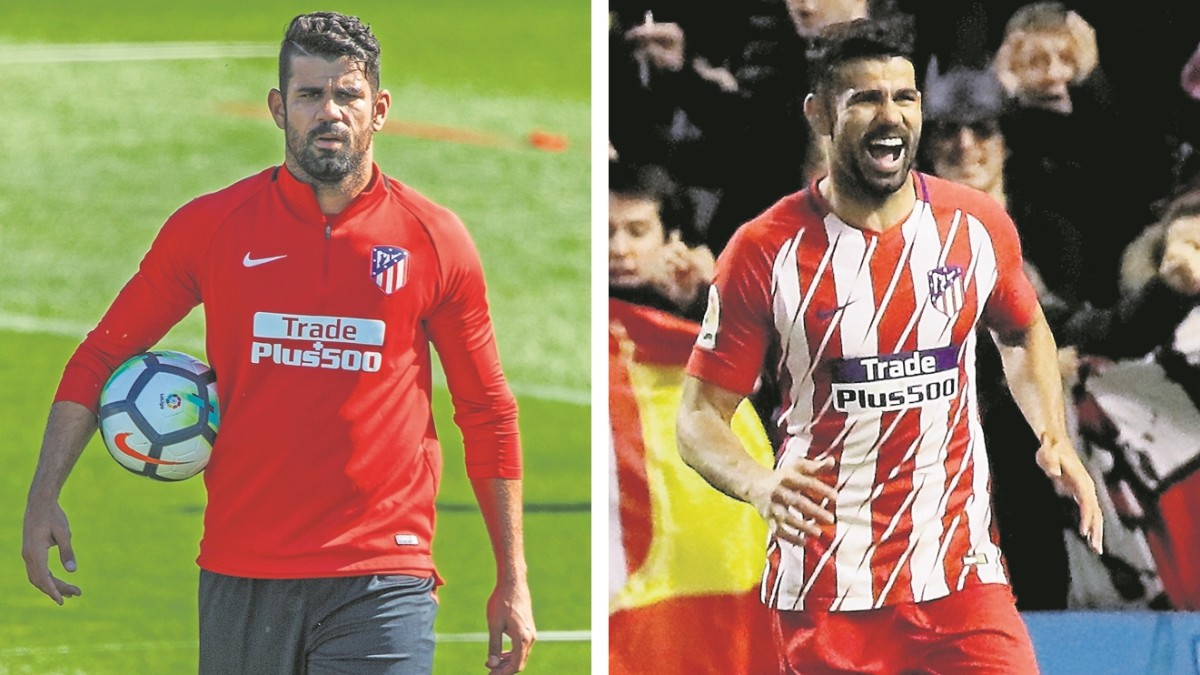 Atletico Madrid's Diego Costa 'a doubt for Getafe clash'