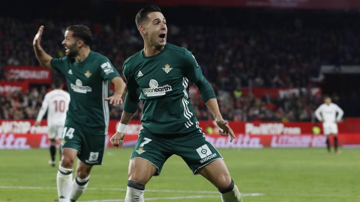 ef5f8c3733690 Sevilla 3-5 Betis  resumen