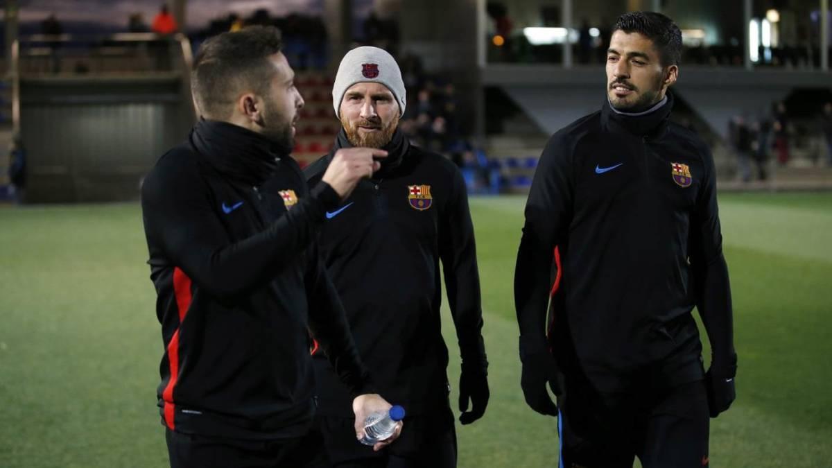 Barcelona goleó con un doblete de Messi