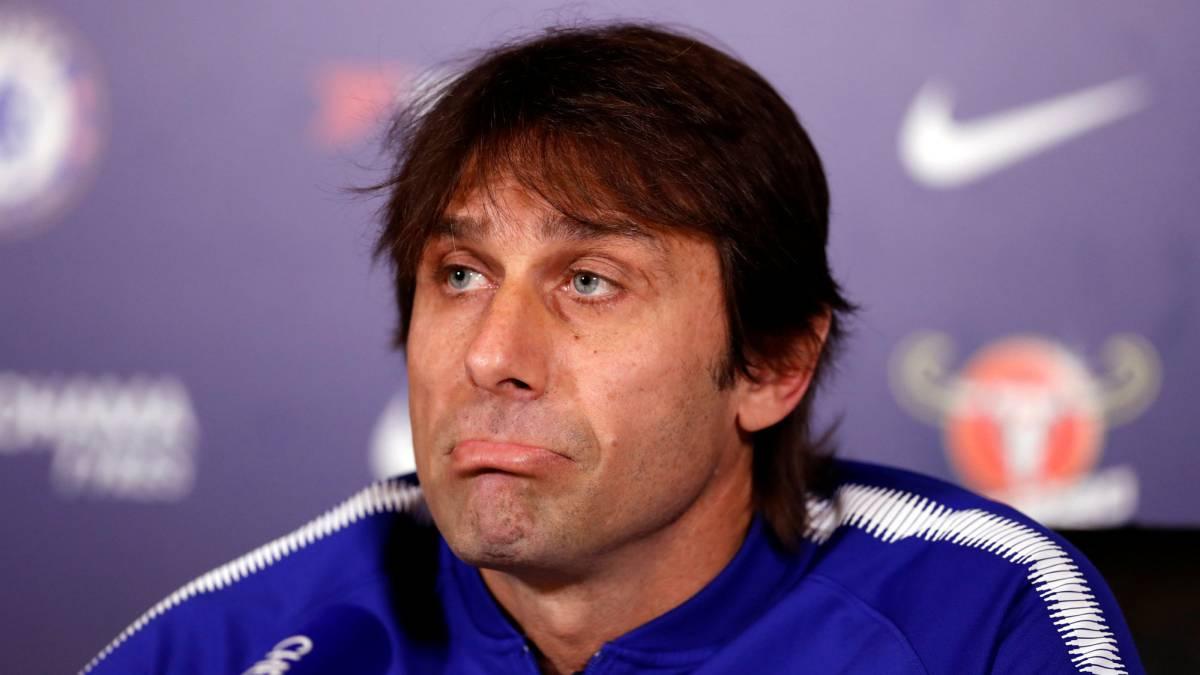 Conte no descarta abandonar el Chelsea