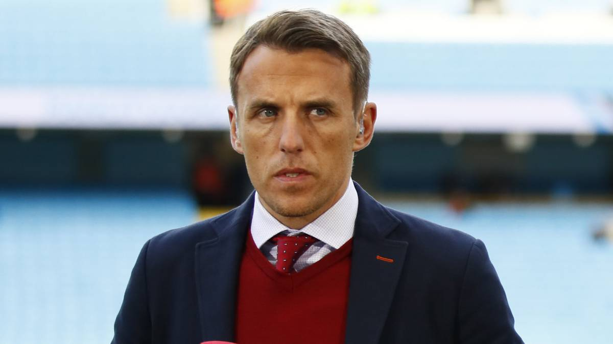 Phil Neville emerges as leading candidate to be next England Women manager