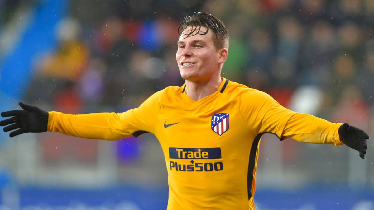Atlético de Madrid a mantener subliderato en Liga de España ante Eibar