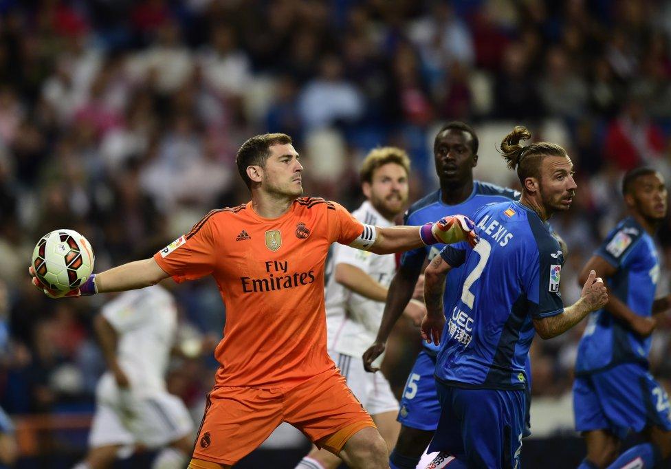 Iker Casillas. Real Madrid