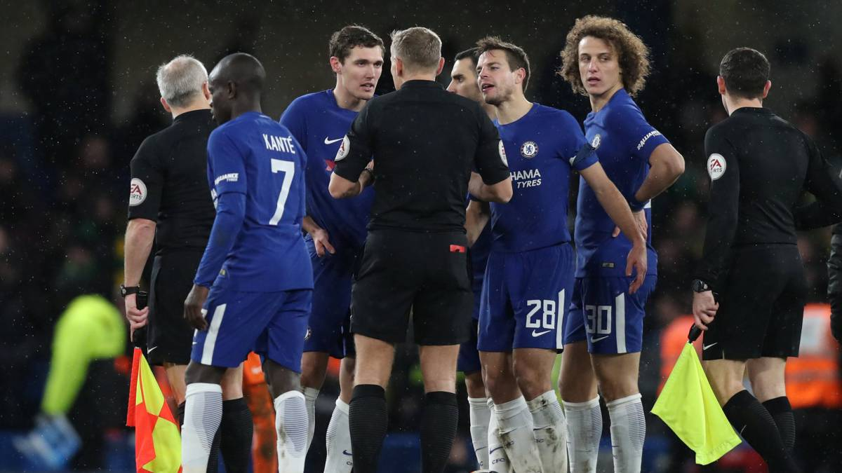 Federation Internationale de Football Association accuses Chelsea of signing 25 minors