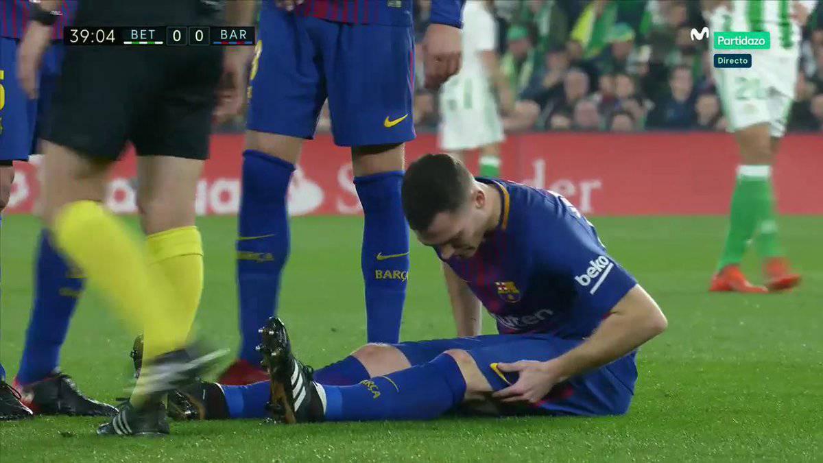 Barcelona: lesión de Vermaelen aceleraría debut de Yerry Mina