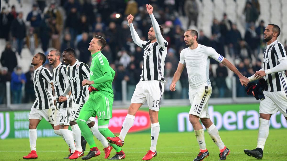 La Juve gana y mantiene el pulso al Nápoles - AS.com