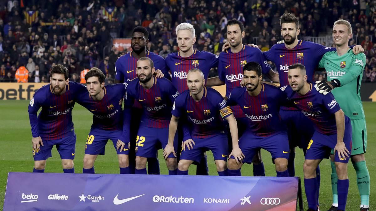 Barcelona consigue voltereta y avanza a semis de la Copa del Rey