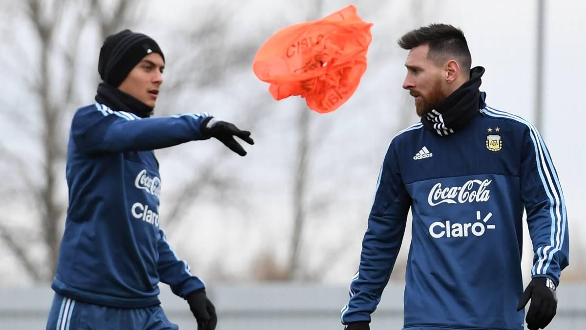 Paulo Dybala quiere levantar su nivel y consultará al nutricionista de Messi