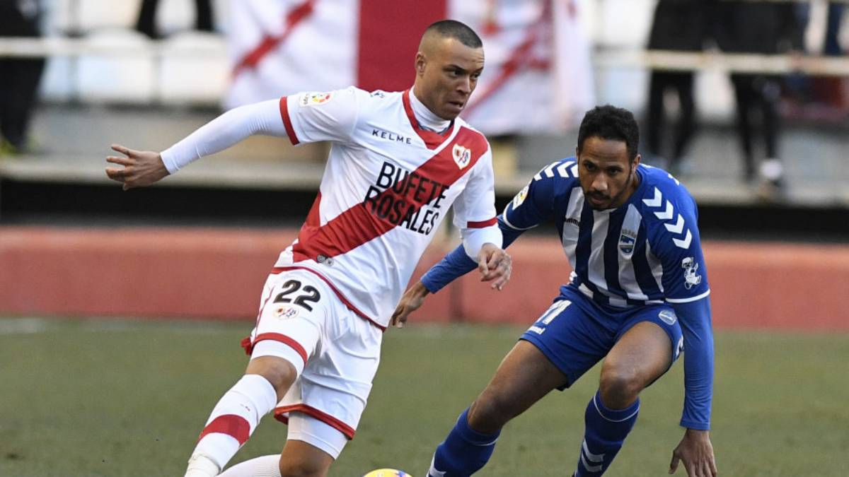 El Rayo golea al Lorca y se acerca al objetivo del playoff - AS.com
