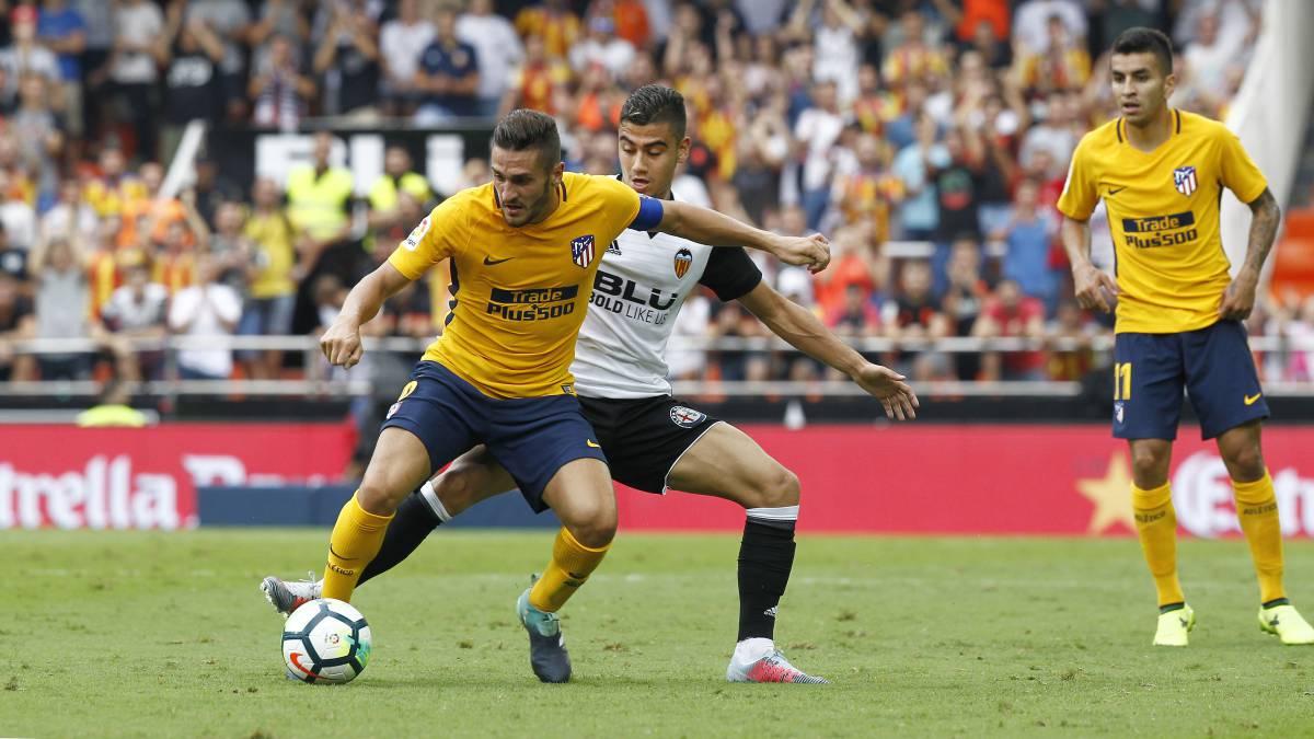 ¡Qué dolor! Atlético de Madrid perderá a Diego Godín por fractura facial