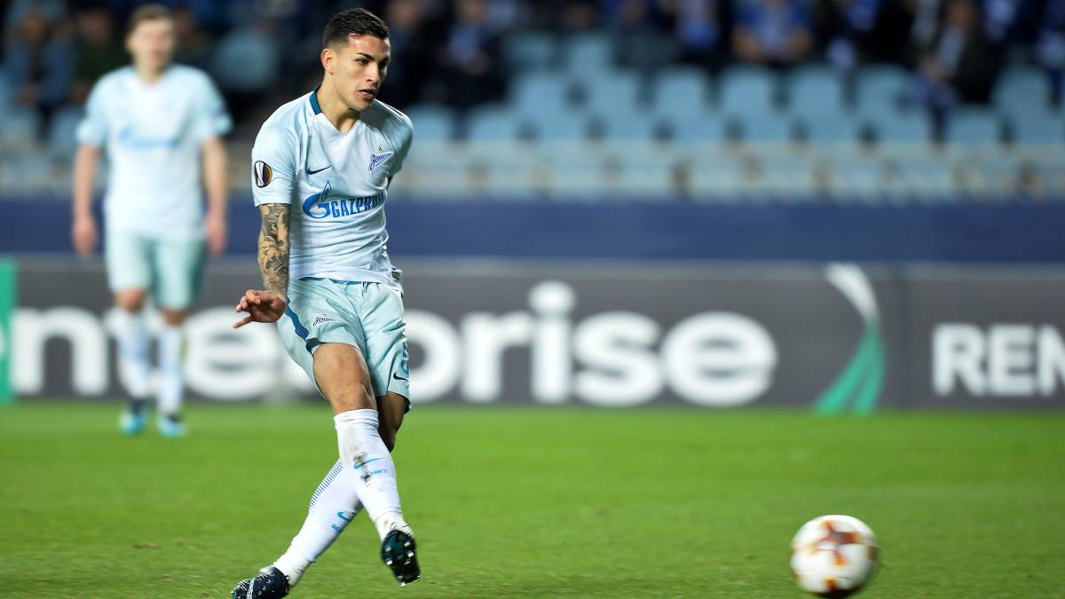 Image result for Leandro Paredes  2018