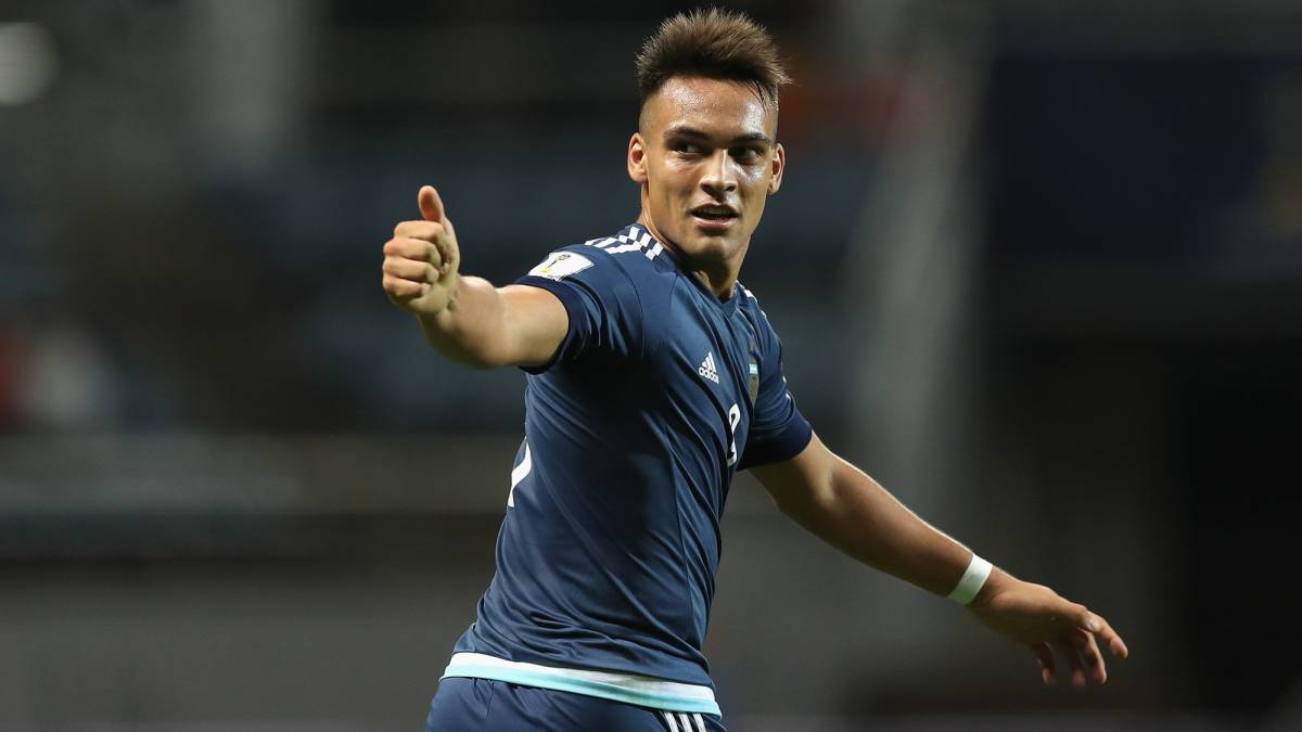 Inter Milan Set To Pip Atletico And Real Madrid To Lautaro Martinez