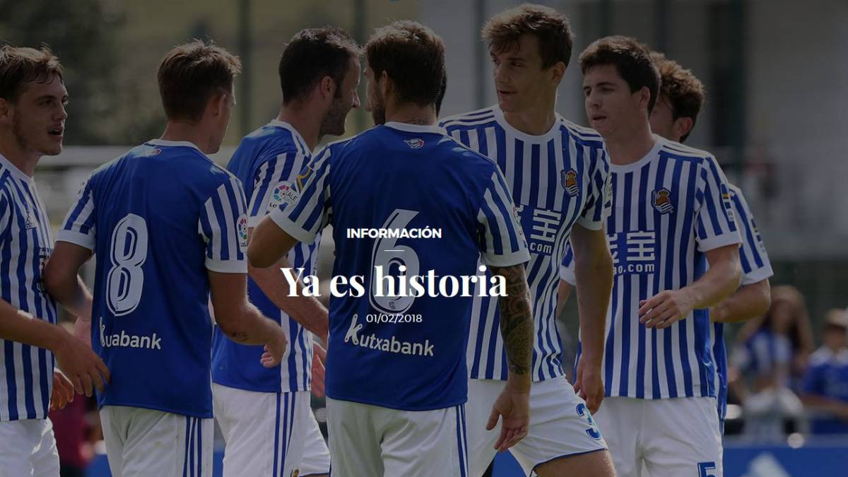 La Real canjeará la camiseta de Íñigo Martínez por una nueva - AS.com 4ef5a159ecaa1