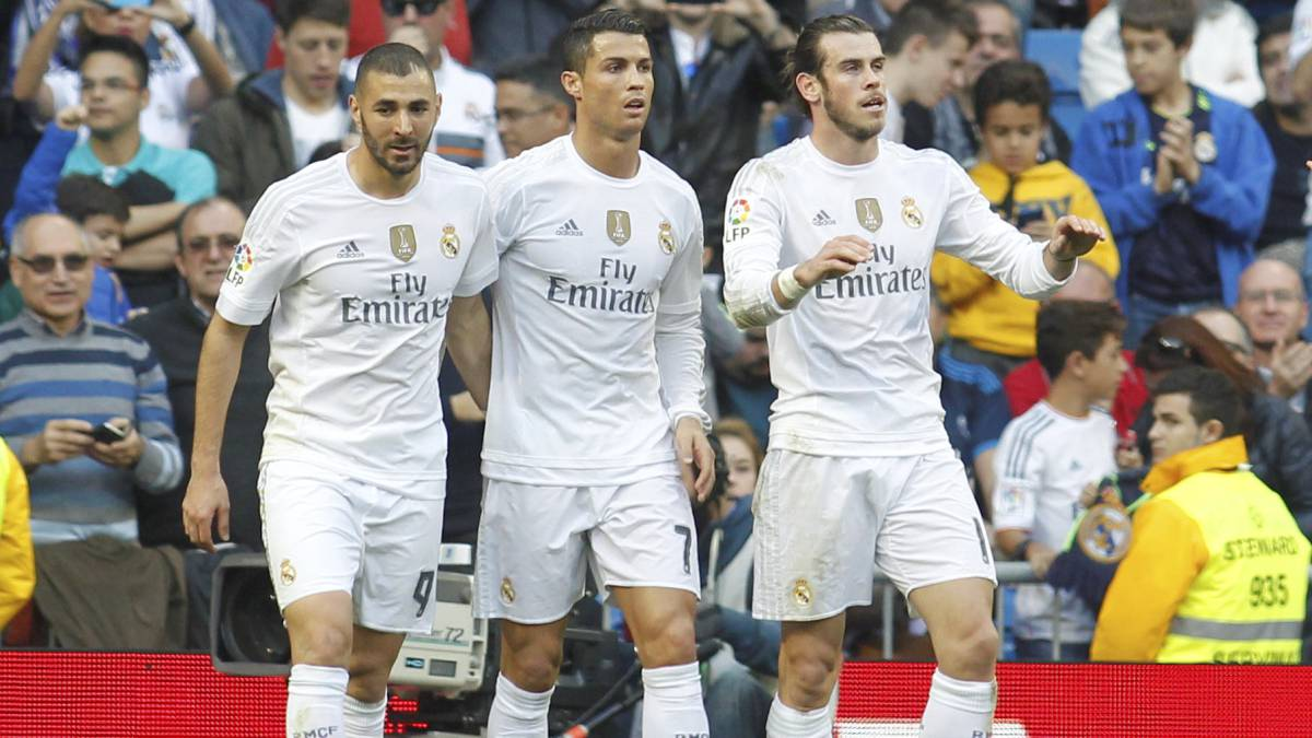 Real Madrid Con La Bbc Hasta El Final As Com