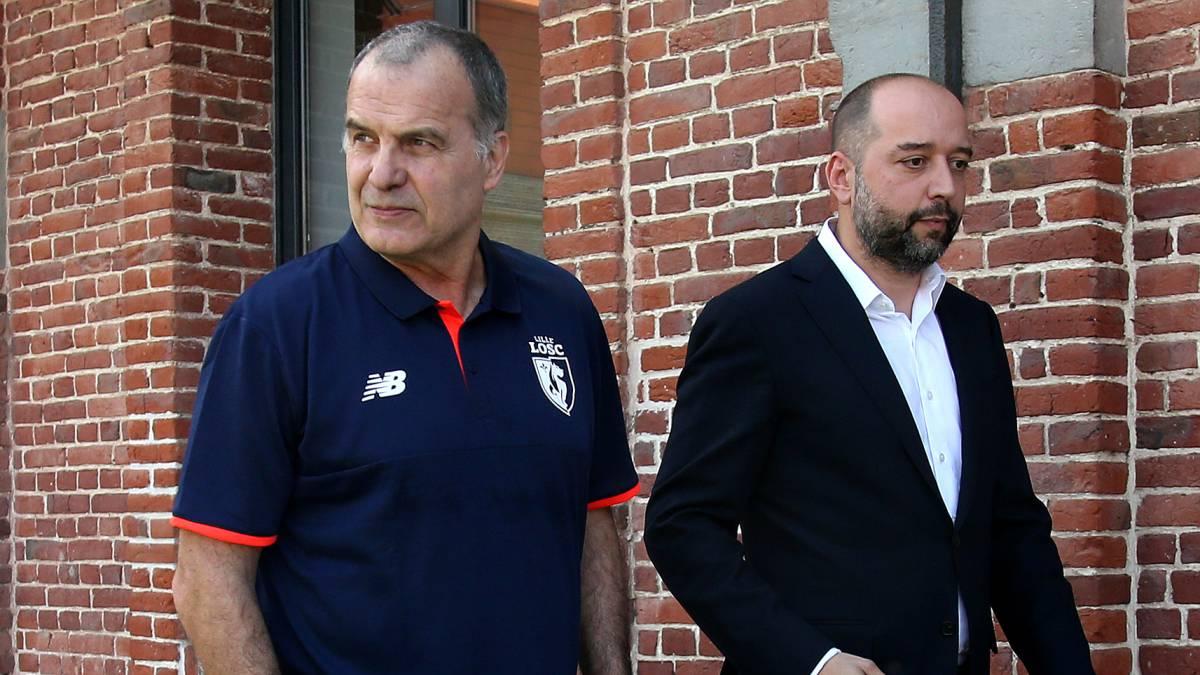 Revelan millonaria indemnización que pidió Marcelo Bielsa a Lille