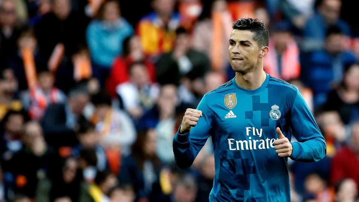 7c14b60b2e3 Real Madrid  Cristiano le ha marcado 14 goles al Levante en 13 ...