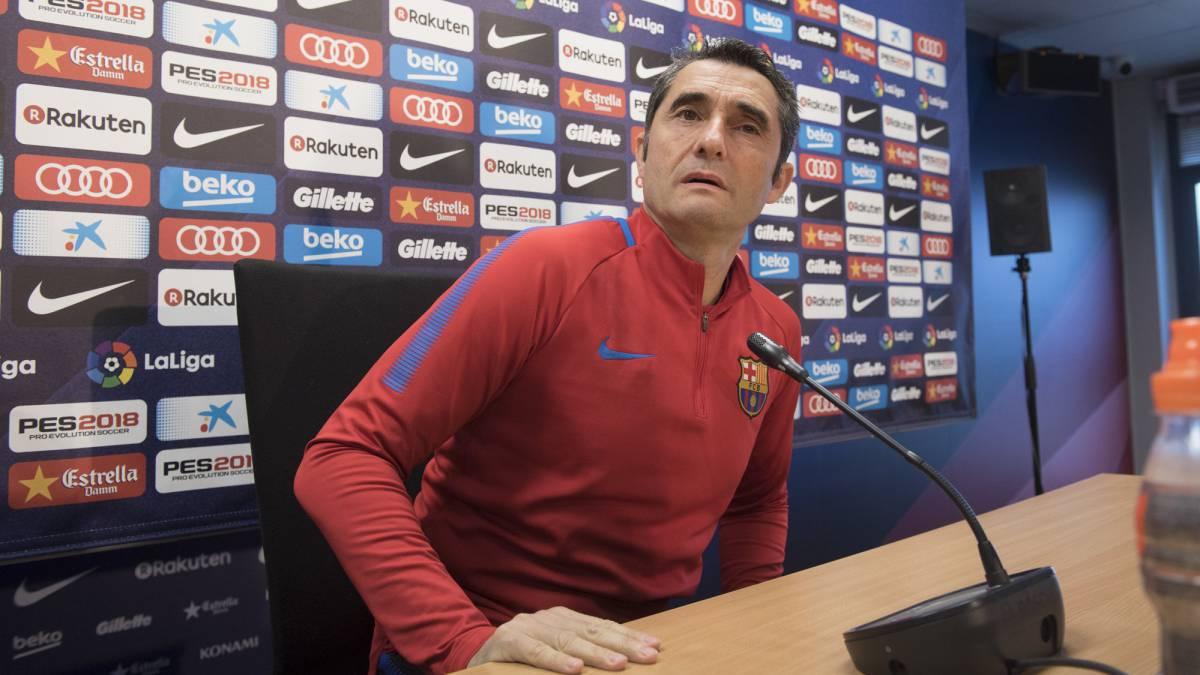 Convocatoria del Barcelona: Yerry Mina, Gerard Piqué y Samuel Umtiti fueron citados