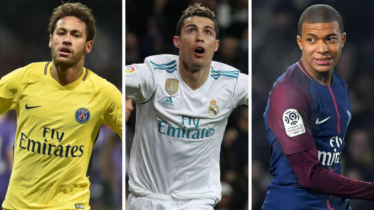 Neymar se alista para el Real Madrid… publicando una foto PROVOCATIVA