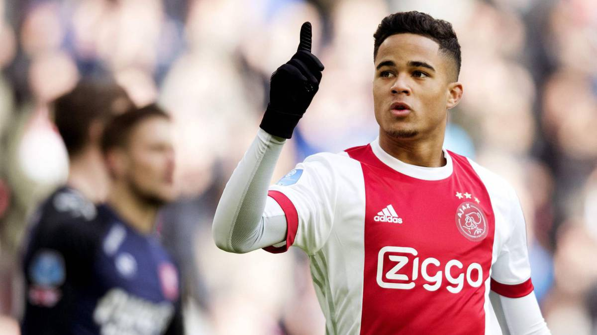 Justin Kluivert Who Am I To Say No To Real Madrid