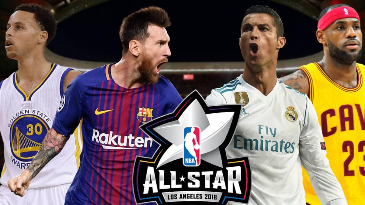 Cómo sería un  all-star  en LaLiga  - AS.com 29dd6a3866347