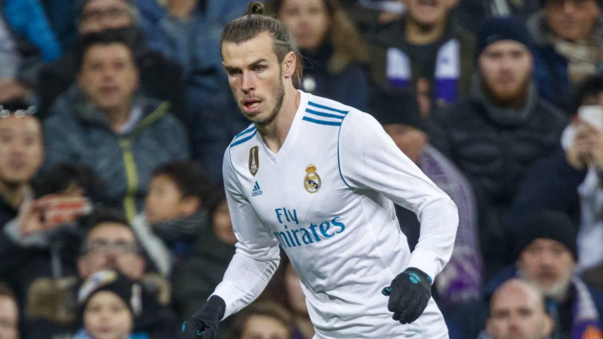 Real Madrid desecharía a Gareth Bale en el verano — Bomba