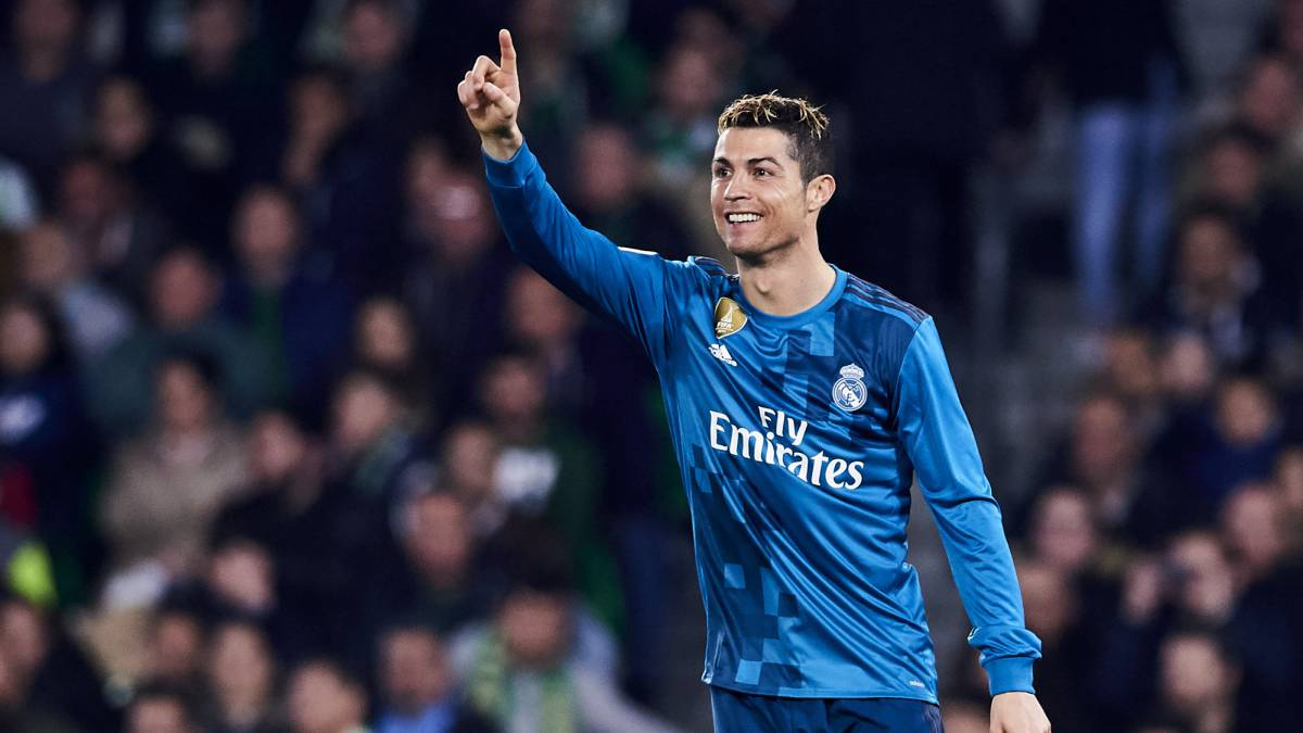 Cristiano ok's Real Madrid's pursuit of English star