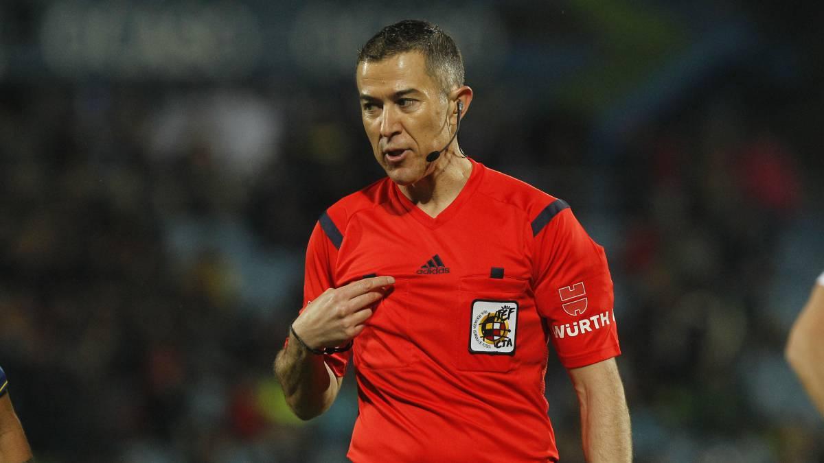 Iglesias Villanueva admite su error: no era fuera de juego de ...