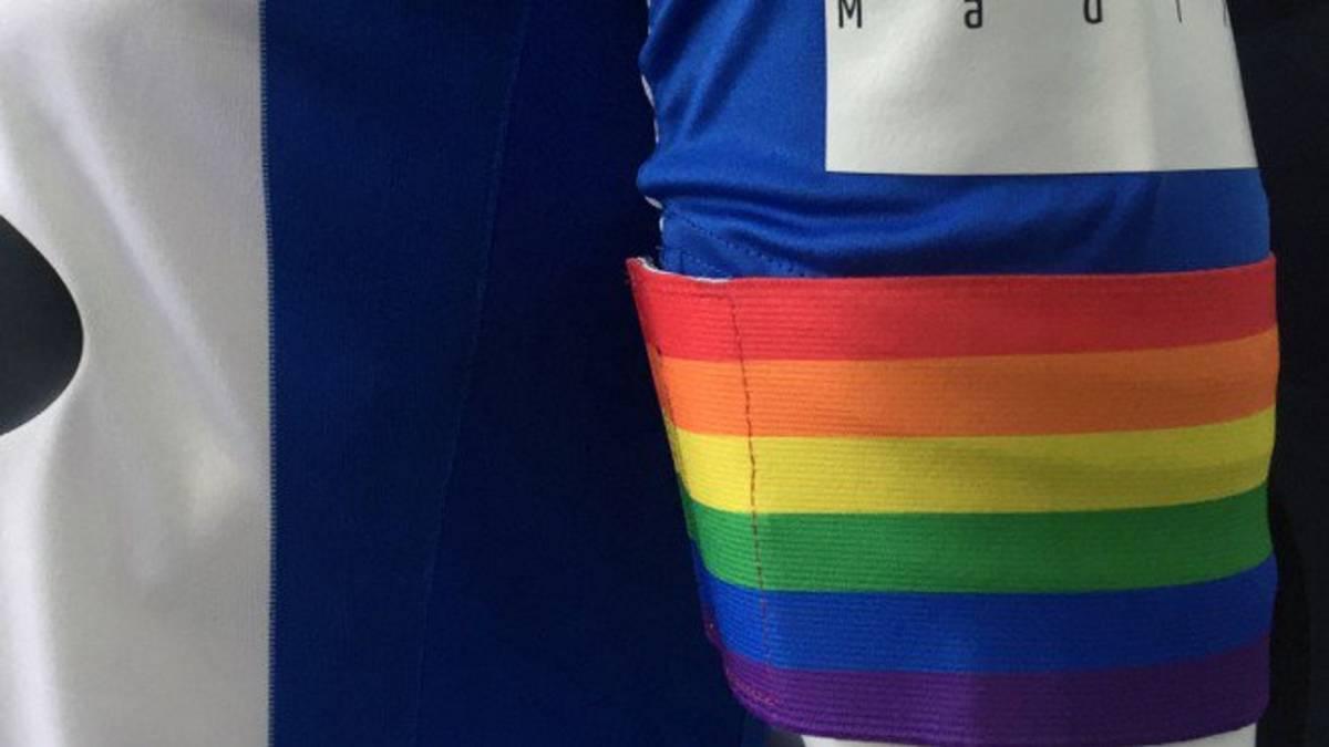 El Leganés luchará contra la homofobia ante el Real Madrid - AS.com 5e1a8f161f35e