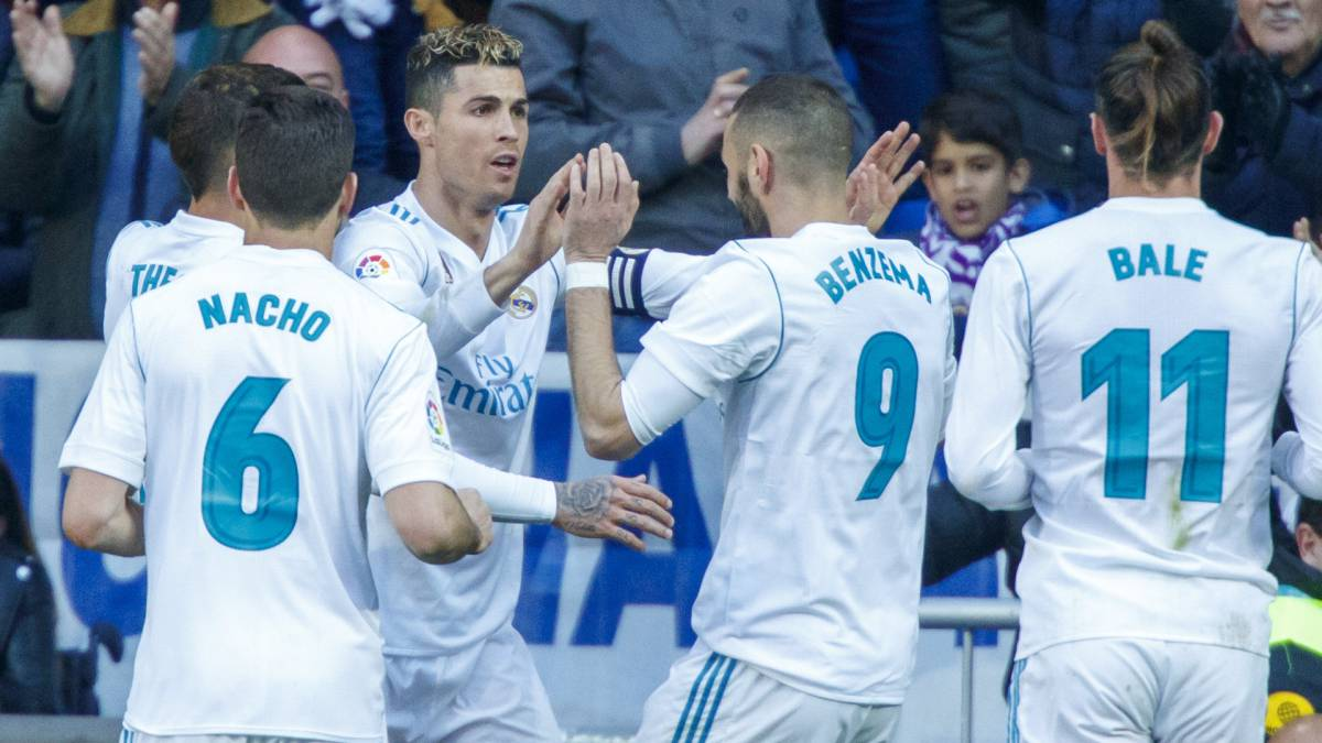 Zinedine Zidane proud of Real Madrid's emphatic response after poor start