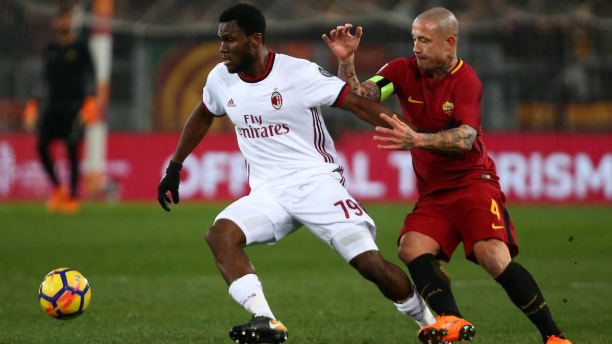 Gattuso es imparable: el Milán tumba al Roma en el Olímpico - AS.com