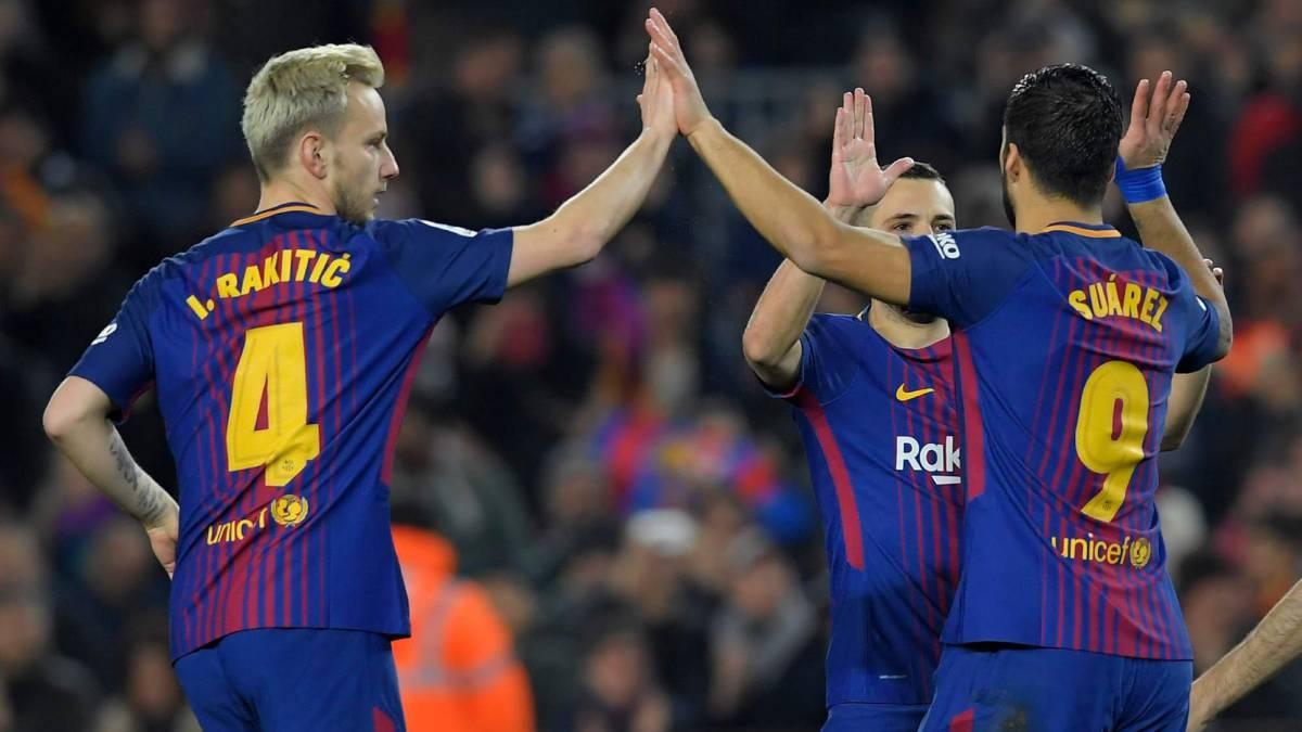 Barcelona y Atlético de Madrid, el partido de La Liga