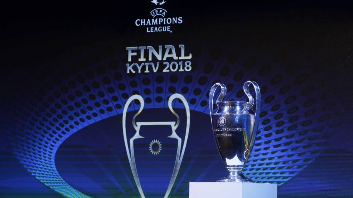 Así será la nueva clasificación de la Champions 2018-2019 - AS Colombia 0d2974adc70b1