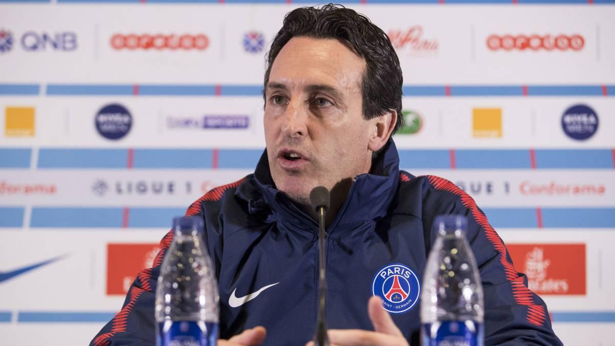Emery reservó ante el Troyes a siete titulares en el Bernabéu - AS.com