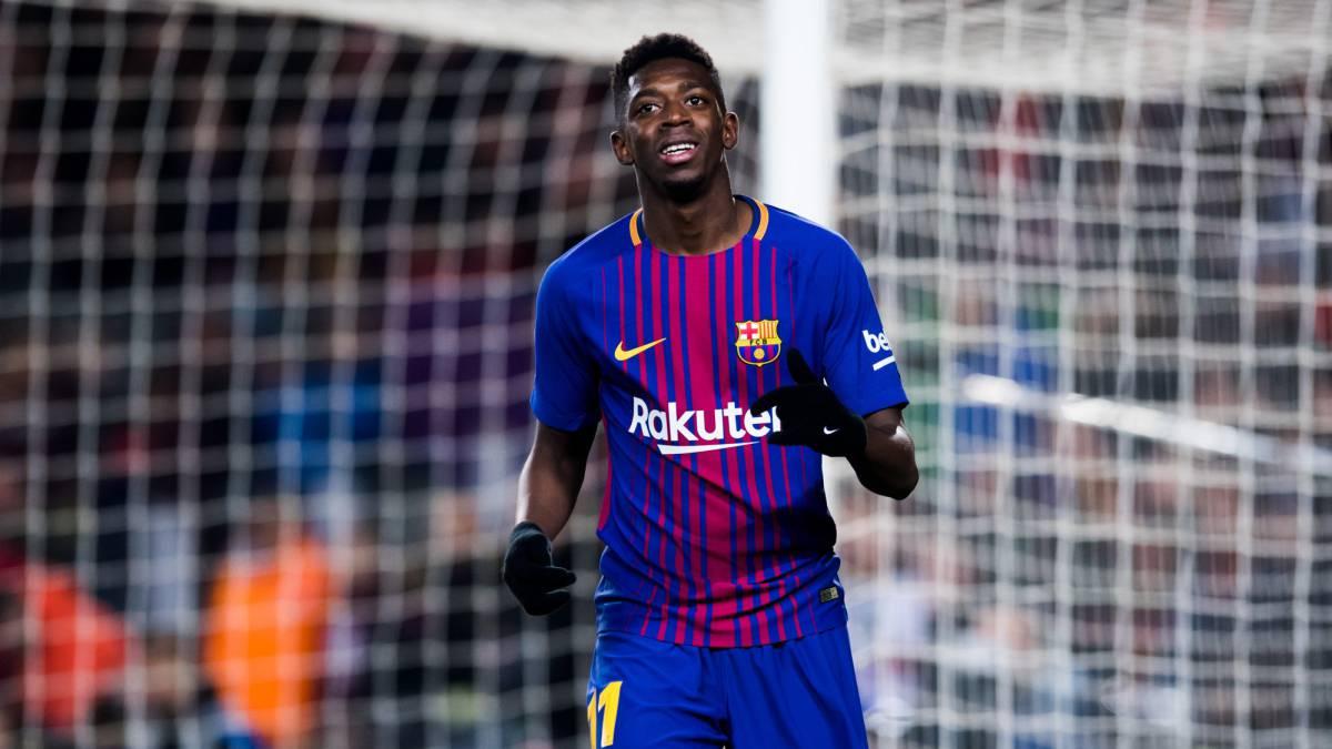 8f5d1a79d09 Dembélé  Concerns at Barcelona over Frenchman s lifestyle - AS.com