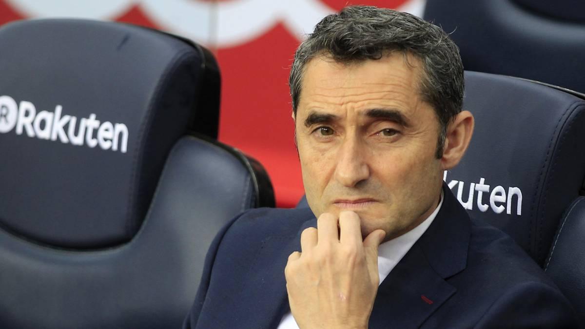 Phản ứng của Valverde khi VAR được dùng ở La Liga?