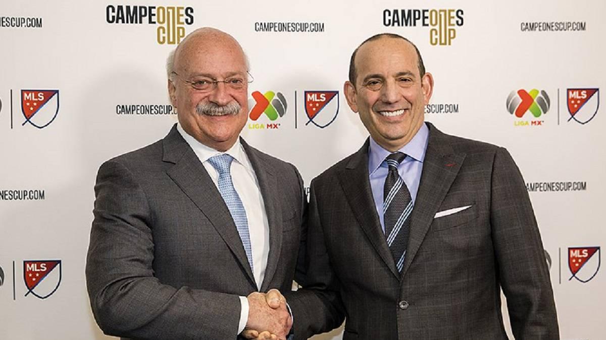 La Liga Mx y la MLS se unen para crear la  Campeones Cup  - AS.com ae52c3be9cbe1