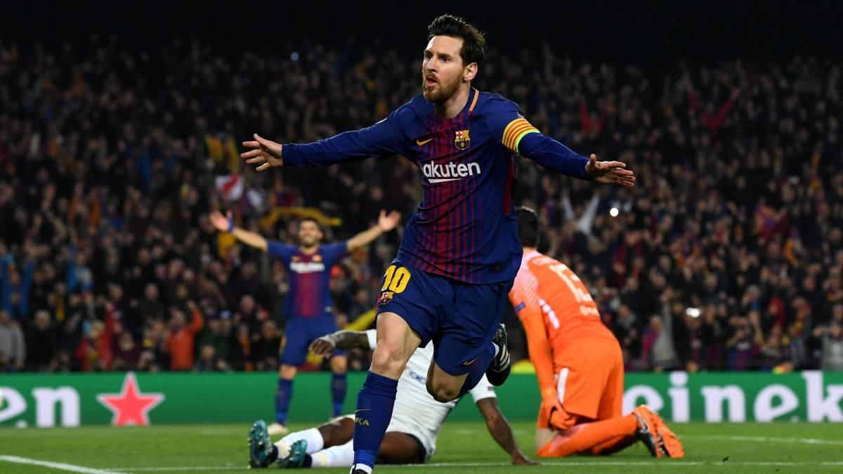 Barcelona arrasa con el Chelsea con un Messi imparable. Sigue el Barcelona  vs Chelsea en directo online cb6101b9538ab