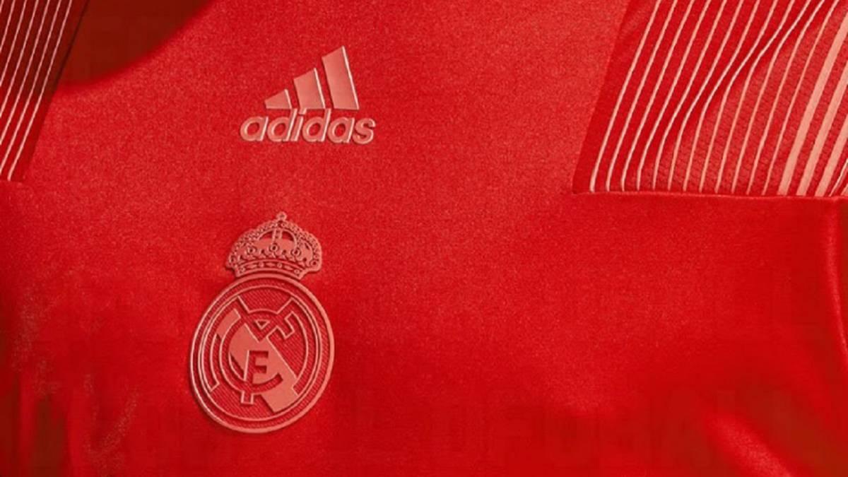 La camiseta Adidas Tango roja que lucirá el Real Madrid durante la  temporada 2018-2019 a1a553d6ffcea