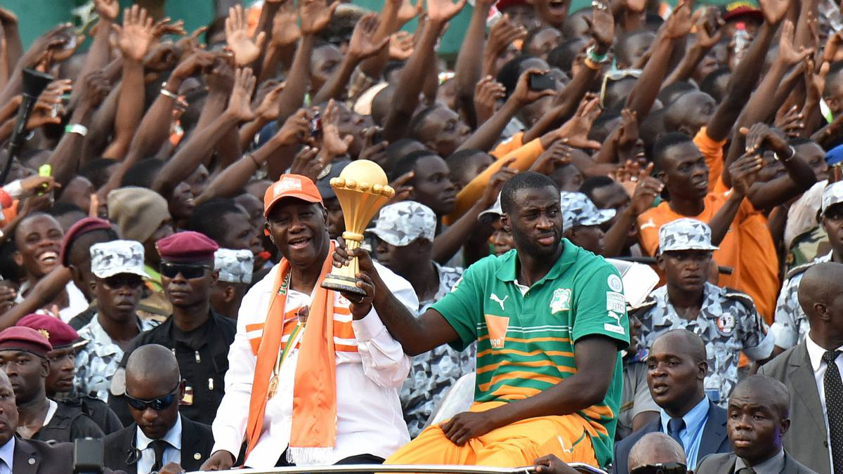 Yaya Touré rechaza convocatoria de Costa de Marfil